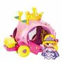 Carruaje Pinypon Mas Figura Princesa Y Accesorios Urquiza