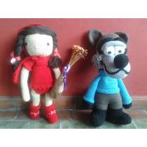 Muñecos Amigurumis (al Crochet)
