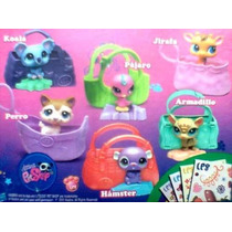 Pajarito Littlest Pet Shop (mc. Donalds 2011)