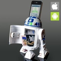 Robot Star Wars R2d2 Interactivo Banco Electronico Coleccion