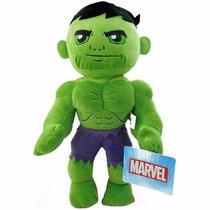 Peluche Muñeco Marvel Avengers Hulk Original
