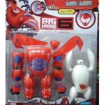 Muñeco Baymax - Grandes Héroes (big Hero 6) - Disney - 30 Cm