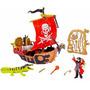 Juego Para Niños Expedición De Piratas Barco Y Cocodrilo