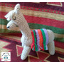Llama Tejida Al Crochet - Amigurumi