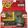 Angry Birds Go! Telepods Nuevo Multi-pack Cinco Personajes!
