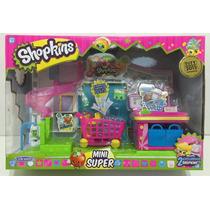 Shopkins Mini Supermercado Set De Juego Con Acc Xml 56008