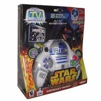 Juguete Star Wars Revenge Of Sith Consola Juegos En Caja