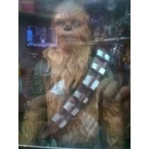 Chewbacca De Star Wars ,figura Articulada De Hasbro