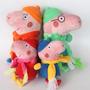 Muñecos De Peluche: Peppa Pig, George, Minnie Y Otros