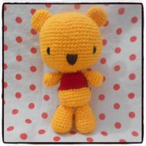 Amigurumi Muñeco Winnie Phoo Crochet
