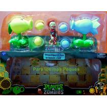 Plantas Vs Zombies Lanzador X 2 !!!! Juego Pc De Regalo¡¡¡