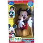 Mickey Minnie Plush Dancing Ditoys Baila Interactivo Peluche