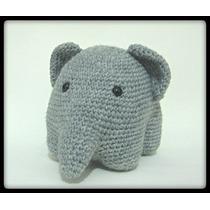 Elefante Amigurumi - Tejido A Crochet