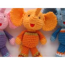Muñecos Tejidos A Mano En Crochet Amigurumis