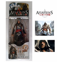 Assassins Creed 3 - Edward Kenway - Figura + Accesorios!