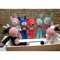 Muñecos Tejidos Al Crochet