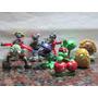 Planta Vs Zombie X 10 Minifiguras Execlente Para Tortas