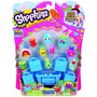 Educando Shopkins Blister X 12 Figuras Y Canastitas Nenas Tv