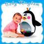 Muñeco Musical Inflable Fisher Price Pingüino Involcable