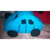 Autitos De Crochet Para Bebes Y Niños Pequeños