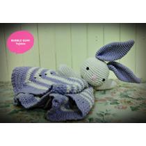 Mantitas De Apego Tejidas Al Crochet