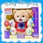 Oso Peluche Teddy Fisher Price. Jugueteria Baby Kingdom