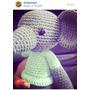 Elefante A Crochet - Elida A Tejer