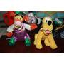 Muñecos Tigger Y Pluto Importados Disney Store