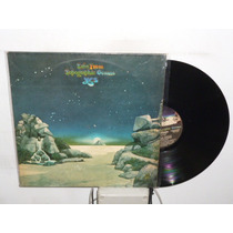 Yes Tales From Topographic Oceans Vinilo Doble Argentino