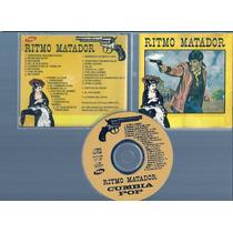 Cumbia Pop Ritmo Matador Cd Original Nuevo 1994 Dbn
