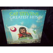 Cat Stevens Vinilo Lp Greatest Hits - Usa