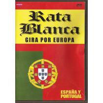 Rata Blanca - Dvd - Gira Por Europa (1993)