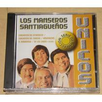 Los Manseros Santiagueños Unicos Cd Sellado