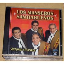 Los Manseros Santiagueños Sinfonia Silvestre Cd Sellado