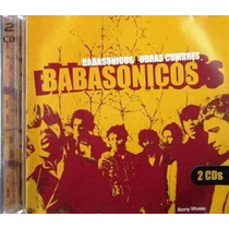 Babasonicos - Obras Cumbres (2cd) S