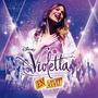 Dvd Violetta En Vivo