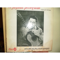 Disco De Atahualpa Yupanqui