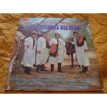 Los Cantores Del Alba -entre Gauchos Y Mariachis Vol2-vinilo