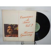 Horacio Guarany Canciones De Amor Vol 2 Vinilo Argentino