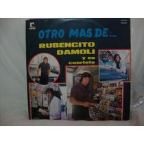 Manoenpez Vinilo Rubencito Damoli Otro Mas De