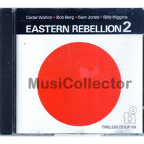 Eastern Rebelion 2 - Walton - Higgins - Jazz -sello Timeless