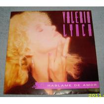 Vinilo Valeria Lynch Hablame De Amor ..impecable!!!