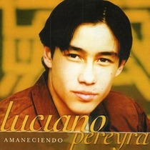 Luciano Pereyra Amaneciendo Cd Folklore