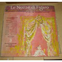 Max Rudolf Le Nozze Di Figaro Mozart Lp Usa