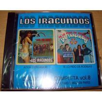 Los Iracundos Discografia Completa Vol 8 Cd Sellado