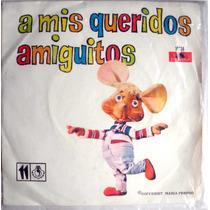 Ep - Topo Gigio - A Mis Queridos Amiguitos - 4 Temas