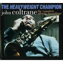 John Coltrane - The Heavyweight Champion - Box Set Importado