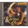 Karina Crucet Cd La Trampa 1997 Cumbia Cd Original Y Nuevo!