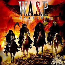 Wasp Vinilo Babilon Nuevo Sellado Alemania Heavy Metal