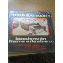Vinilo Dino Saluzzi Bandoneon Tierra Adentro Vol 2